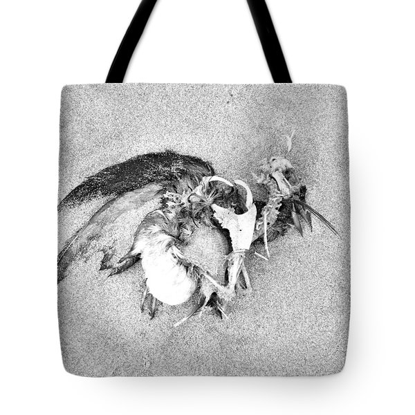 Seabird Fatalities-1 Tote Bag