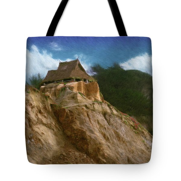 Seacliff House Tote Bag