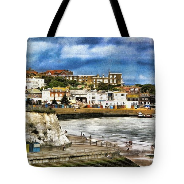 Seafront Broadstairs Kent Tote Bag