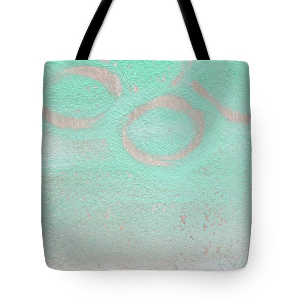 Seaglass Tote Bag by Linda Woods