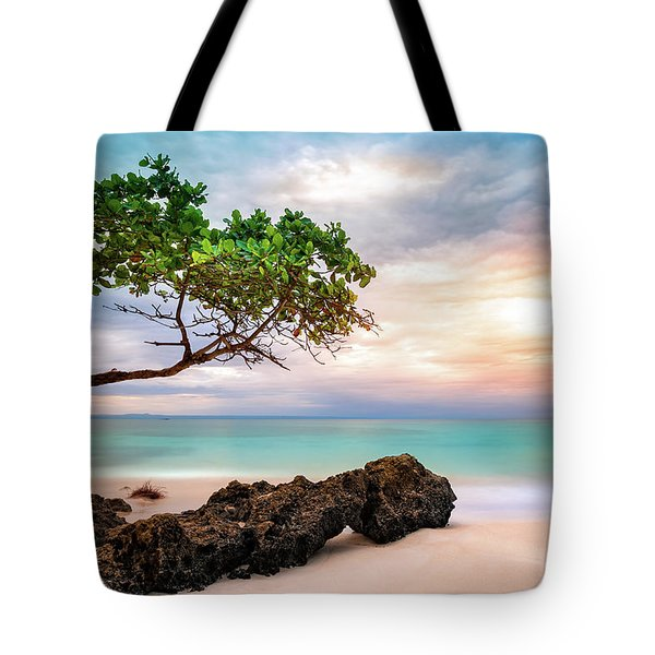 Seagrape Tree Tote Bag