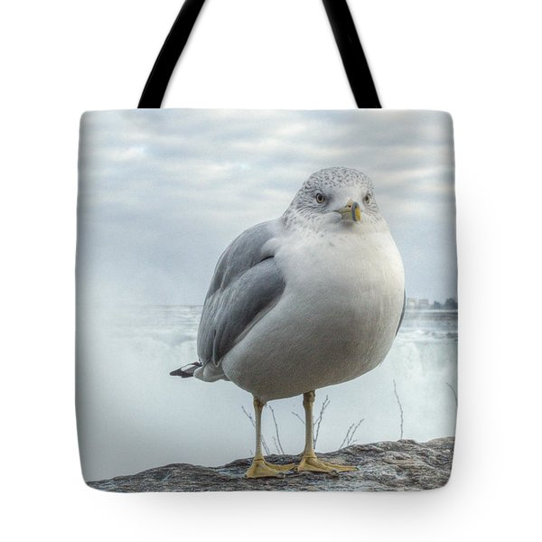 Seagull Model Tote Bag