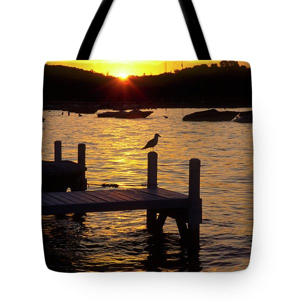 Keep Calm - Lake Geneva Wisconsin Tote Bag