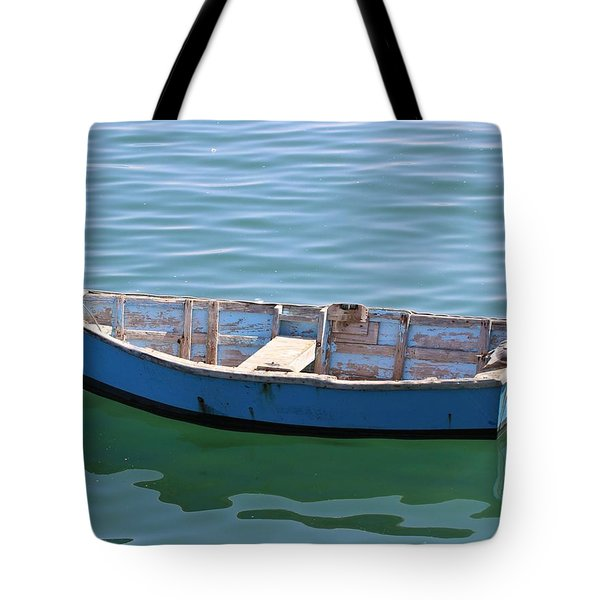 Seagull's Boat Tote Bag
