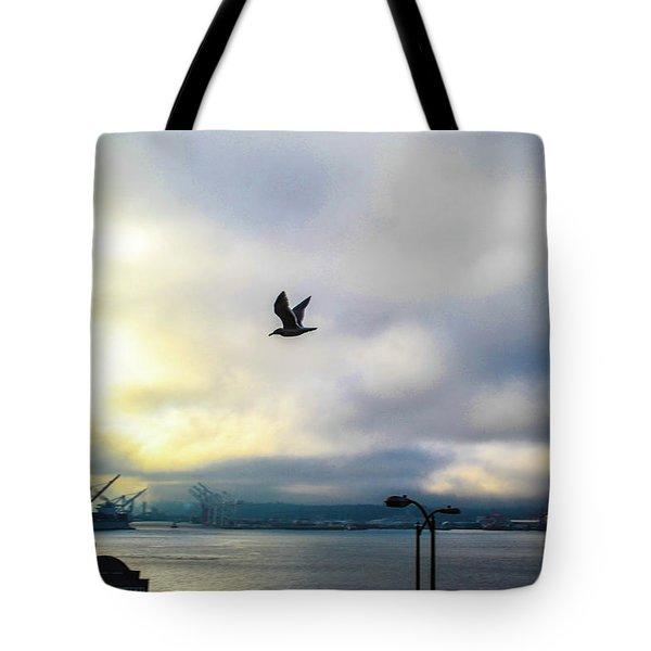 Seahawkin Tote Bag