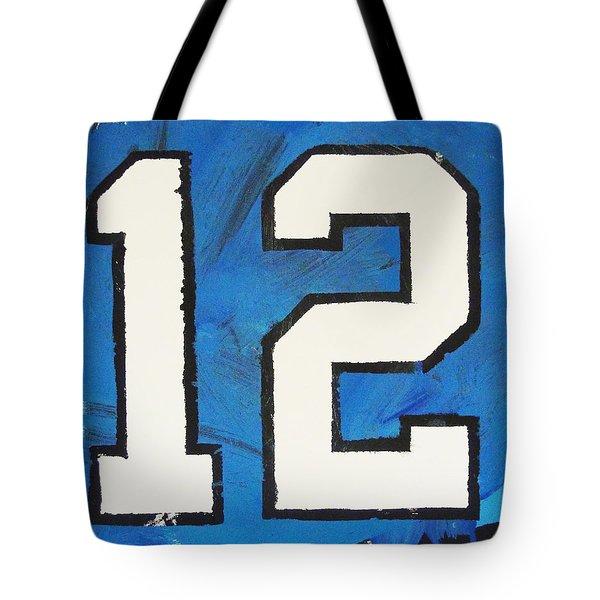 Seahawks Fan Tote Bag
