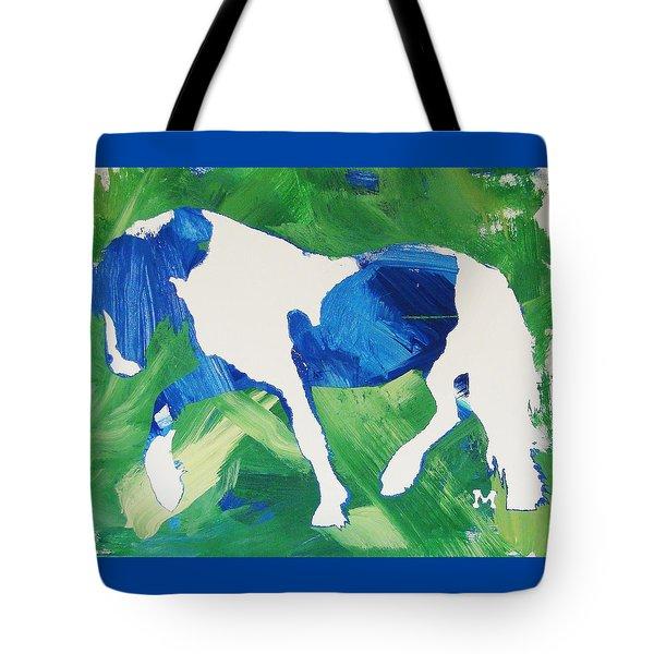 Seahawks Horse Tote Bag