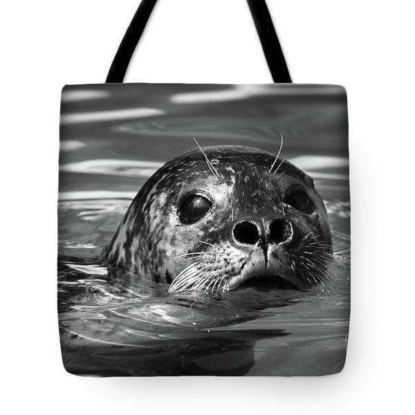 Seal In Water Tote Bag