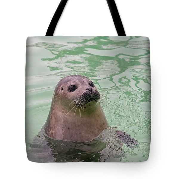 Seal In Water Tote Bag