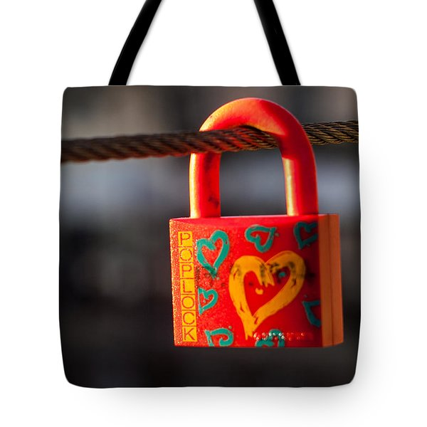 Sealed Love Tote Bag