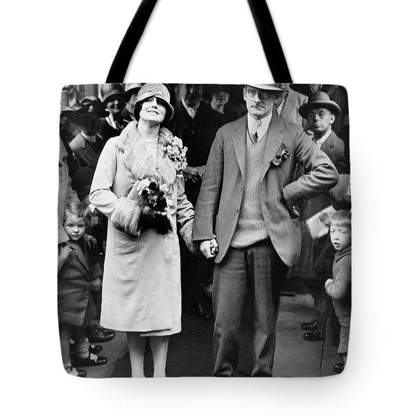 Sean O'casey Wedding Tote Bag