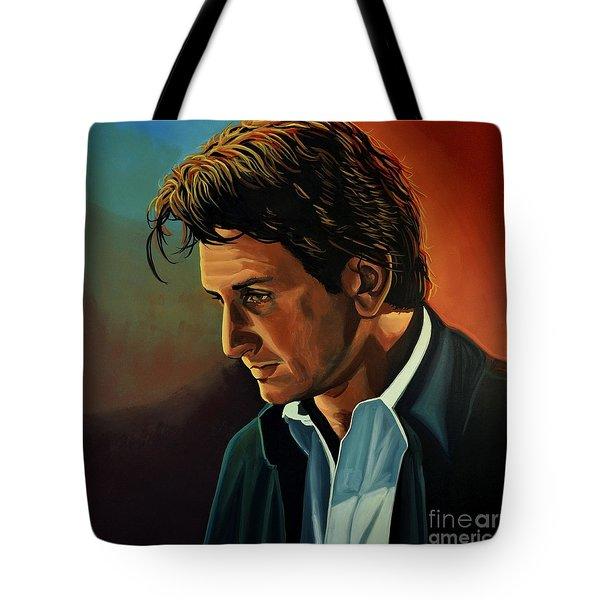 Sean Penn Tote Bag