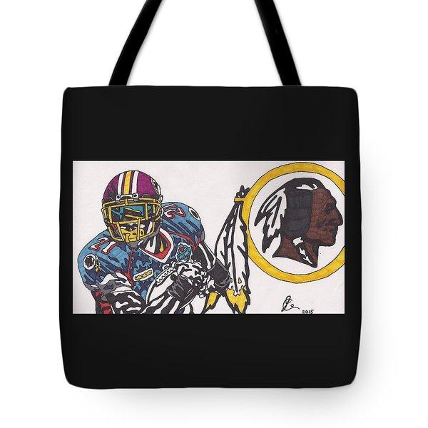 Sean Taylor Tote Bag