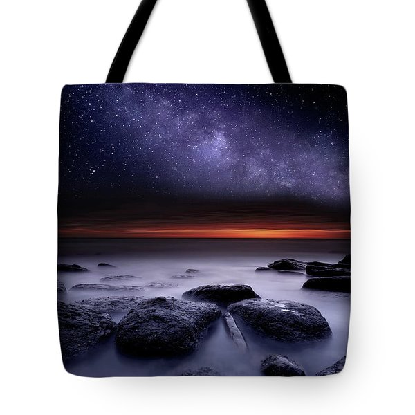 Search Of Meaning Tote Bag by Jorge Maia