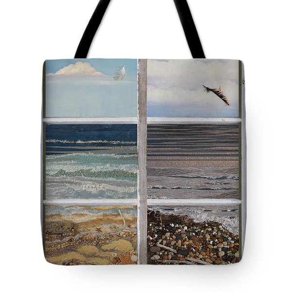 Searching For Freedom Tote Bag
