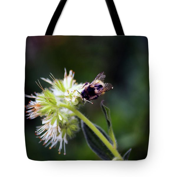 Searching For Pollen Tote Bag