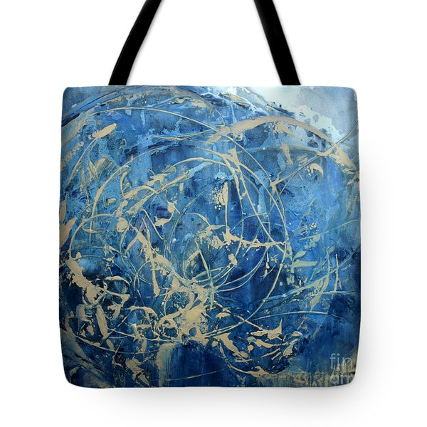 Searching Tote Bag by Valerie Travers
