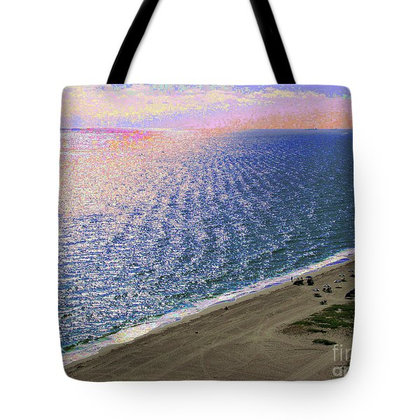 Seascape 1006 Tote Bag