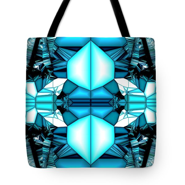 Seascape In Jazzy Time Tote Bag
