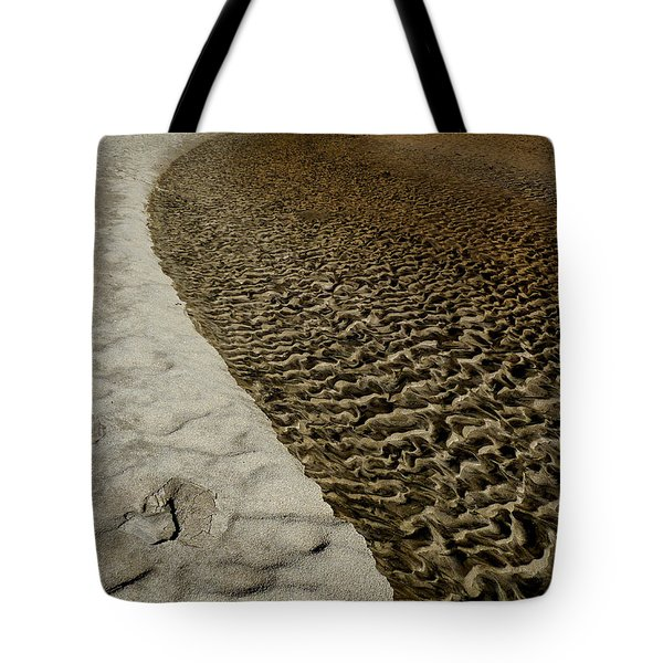 Seascape's Secret Path Tote Bag