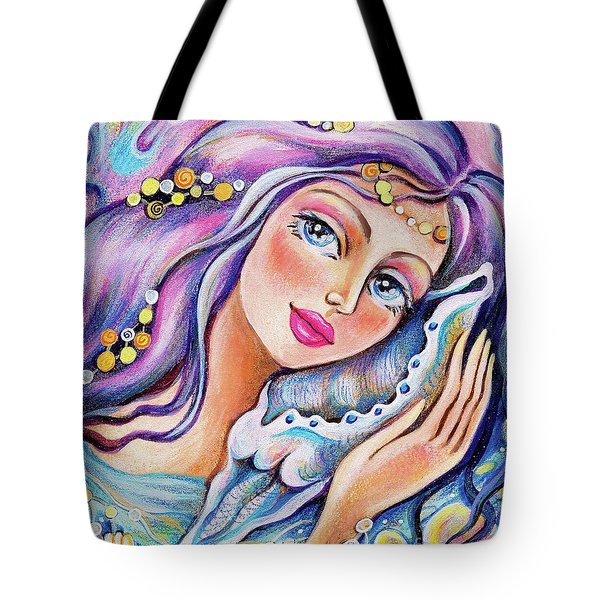 Seashell Reverie Tote Bag
