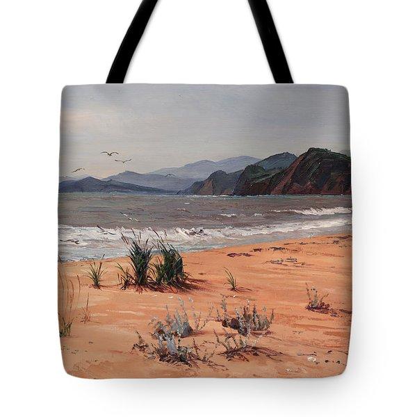 Seashore Tote Bag