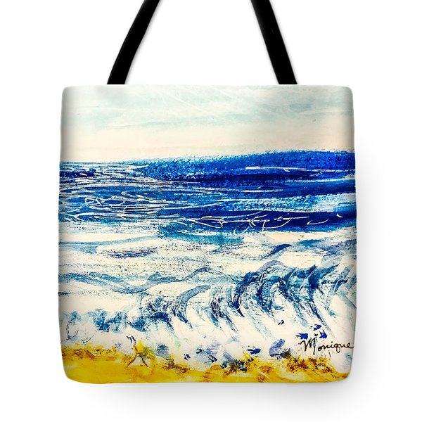 Seashore  Tote Bag