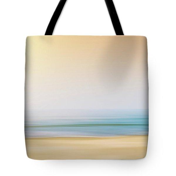 Seashore Tote Bag by Wim Lanclus