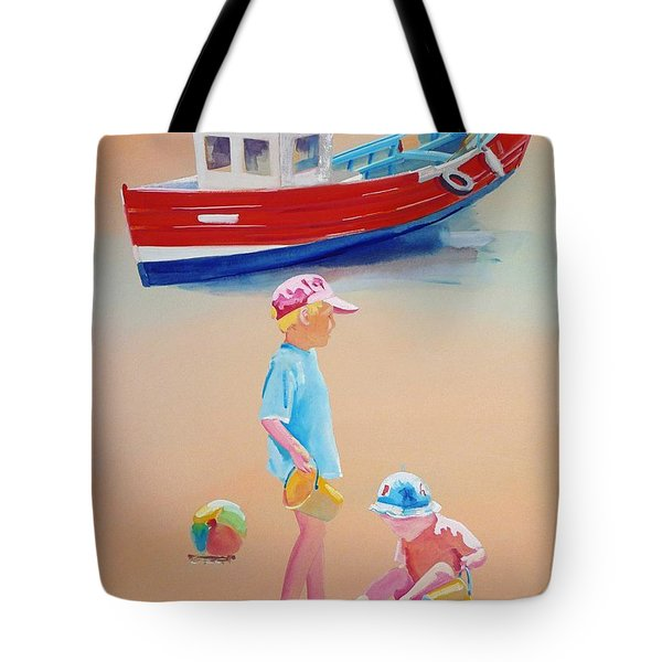 Seaside Tote Bag