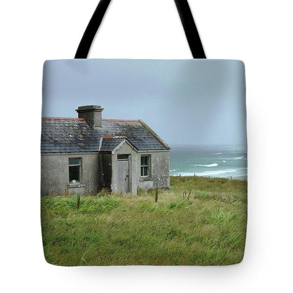 Seaside Cottage Belmullet Tote Bag