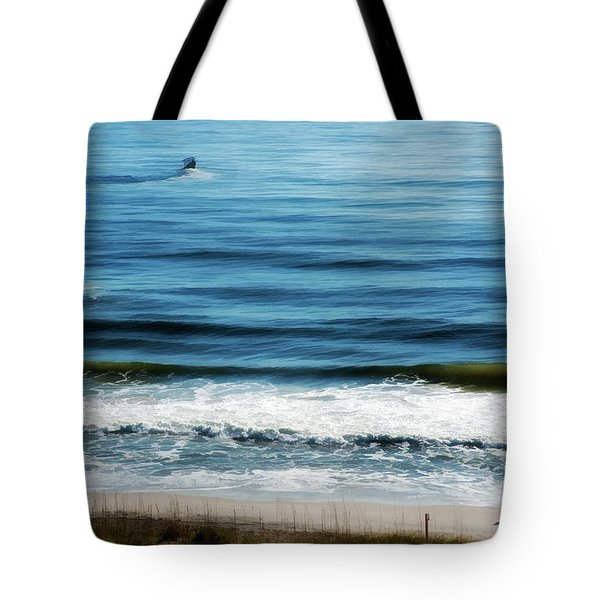 Seaside Fisherman Tote Bag