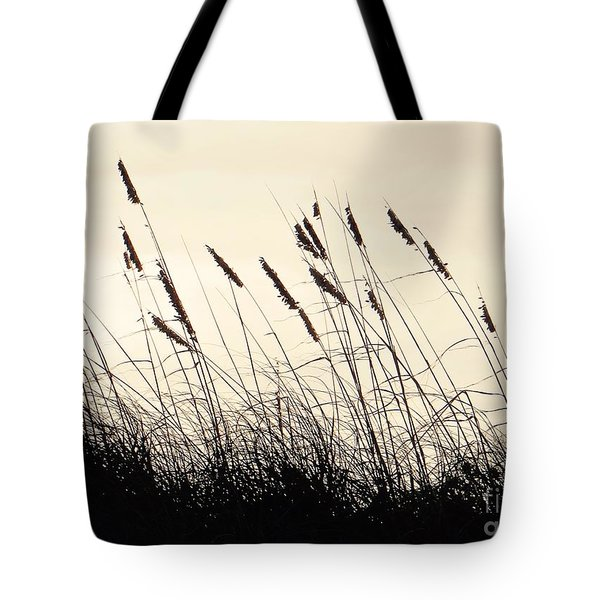 Seaside Oats Tote Bag