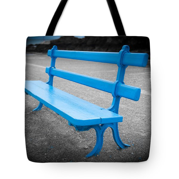 Seaside Resting Place Tote Bag