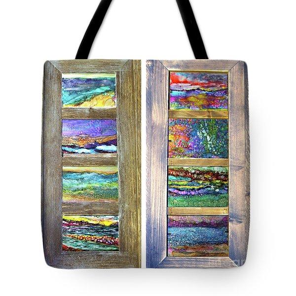 Seasides Tote Bag