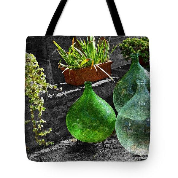 Season For Growth Tote Bag