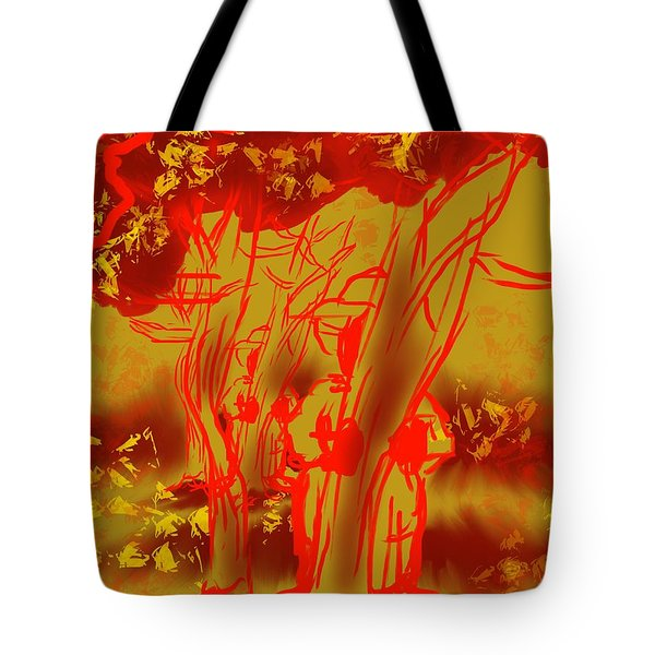 Seasonal Mystery Tote Bag