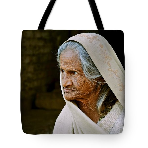 Seasoned Elegance Tote Bag