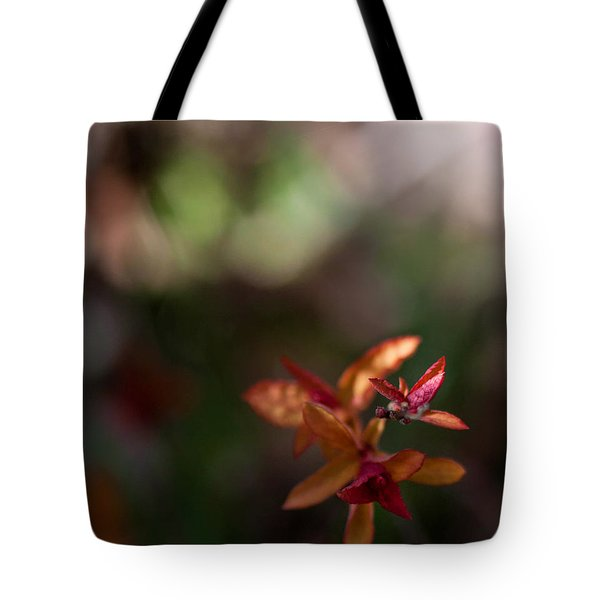 Seasons Beginning Tote Bag by Cherie Duran