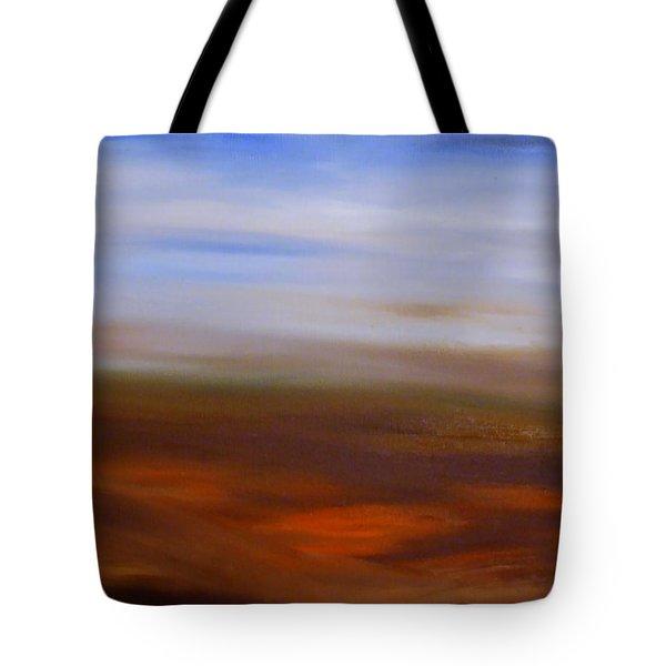 Seasons Changing Tote Bag