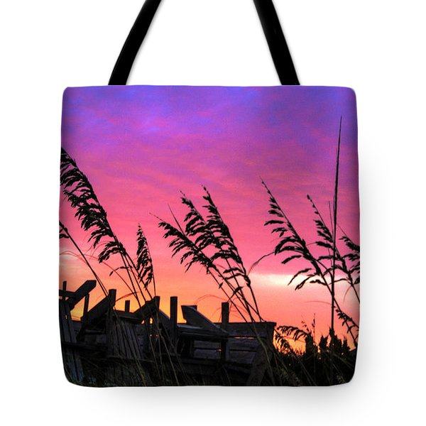 Seasons End II Tote Bag