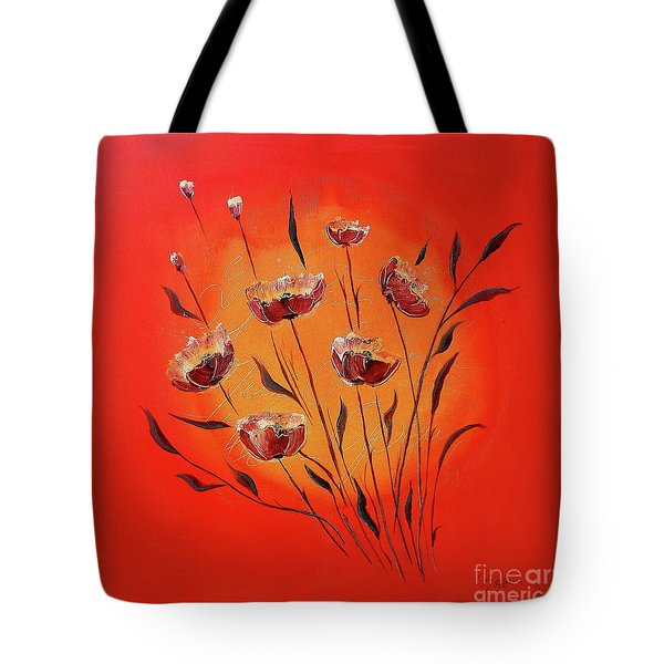 Seasons In The Sun Tote Bag