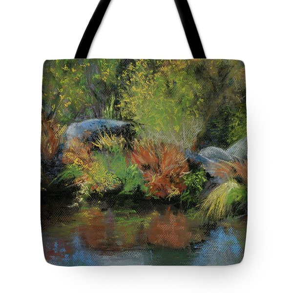 Seasons In Transition Tote Bag