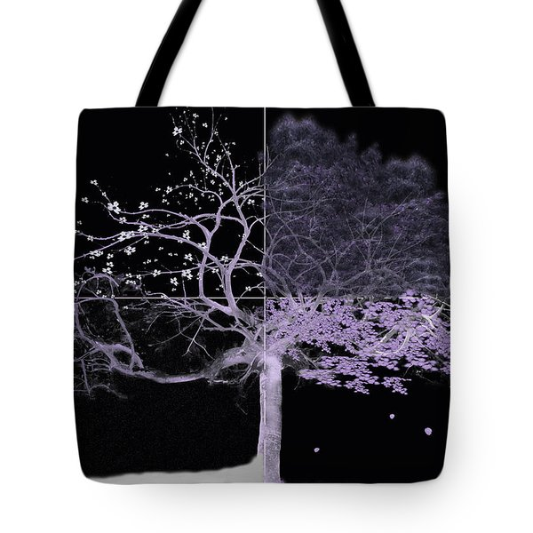 Seasons Of Change Tote Bag