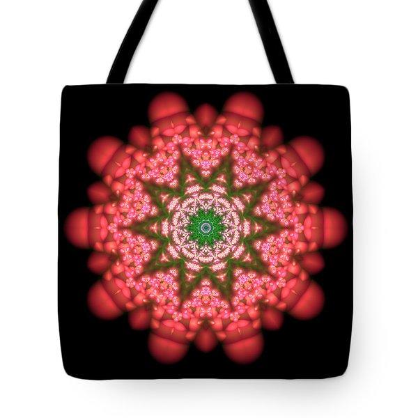 Seastar Lightmandala  Tote Bag
