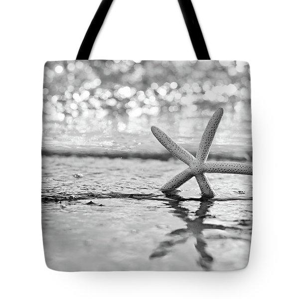 Seastar Seafoam Tote Bag