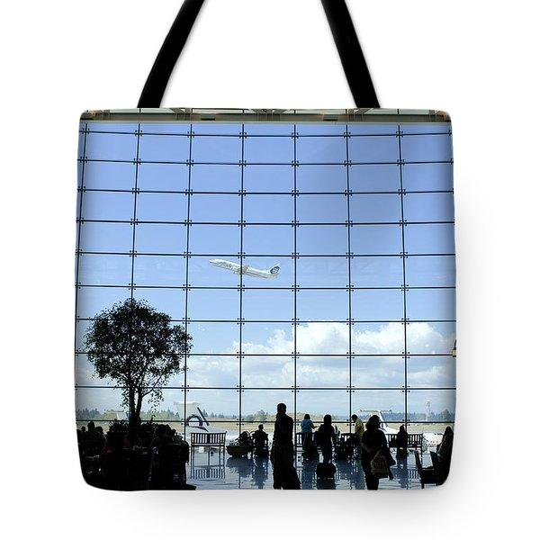 Seatac Airport K088 Tote Bag by Yoshiki Nakamura