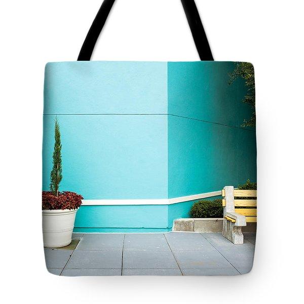 Seated Tote Bag