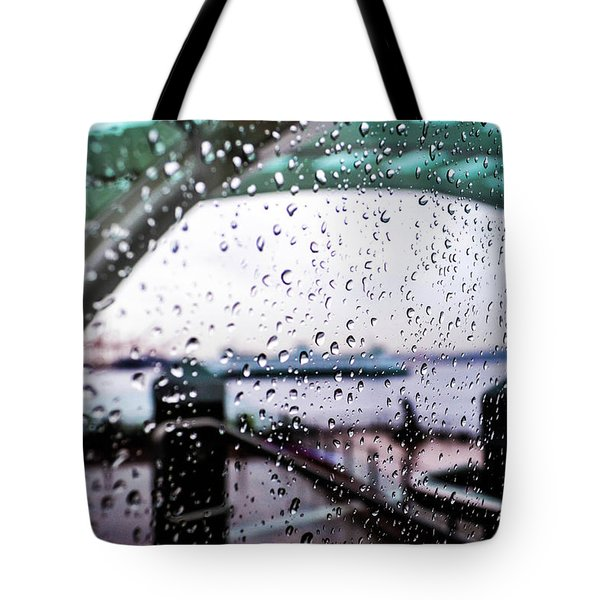 Seattle Drippin Tote Bag