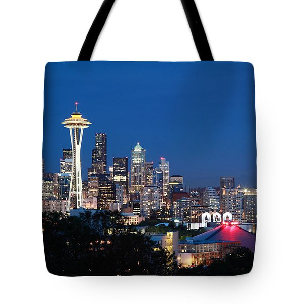 Seattle Twight Tote Bag
