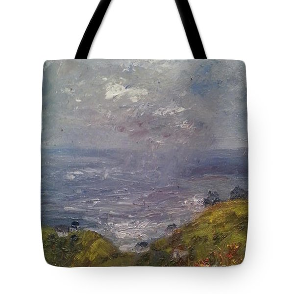 Seaview Tote Bag